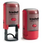 Оснастка для круглой печати Trodat Printy d=19мм, красная, 46019