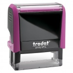 Оснастка для прямоугольной печати Trodat Printy 64х26мм, фуксия, 4914