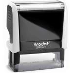 Оснастка для прямоугольной печати Trodat Printy 58х22мм, белая-черная, 4913