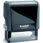 Оснастка для прямоугольной печати Trodat Printy 58х22мм, серая, 4913
