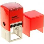 Оснастка для квадратной печати Trodat Printy 40х40мм, с крышкой, 4924, красная