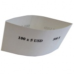Кольцо бандерольное 5 долларов, 500шт