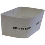 Кольцо бандерольное 50 долларов, 500шт