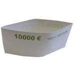 Кольцо бандерольное 100 евро, 500шт