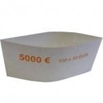 Кольцо бандерольное 50 евро, 500шт