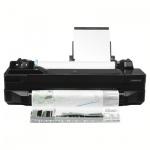 Принтер струйный широкоформатный Hp DesignJet T120, A1, 20 стр/мин, 256 Мб, 24''