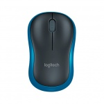 ���� ������������ ���������� USB Logitech Wireless Mouse M185, 1000dpi, �����-�����