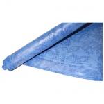 Скатерть бумажная Vitto Prestige 120х700см, синяя, с полимерным покрытием