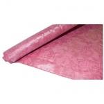 Скатерть бумажная Vitto Prestige 120х700см, бордо, с полимерным покрытием