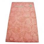 Скатерть бумажная Vitto Prestige, с полимерным покрытием, бордовый