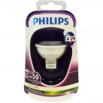 Лампа светодиодная Philips LED Spot 5Вт, E27, теплый белый