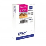 Картридж струйный Epson C13 T7013 4010, пурпурный