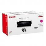Тонер-картридж Canon 732M, пурпурный, (6261B002)