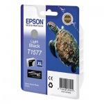 Картридж струйный Epson, серый