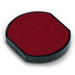 Сменная подушка круглая Trodat для Trodat 46040/46040-R/46140, красная, 6/46040