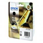 Картридж струйный Epson, черный