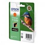 Картридж струйный Epson, оранжевый