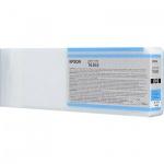 Картридж струйный Epson C13 T636500, светло-голубой
