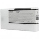Картридж струйный Epson C13 T653100, черный