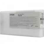 Картридж струйный Epson C13 T653900, светло-серый