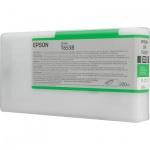 Картридж струйный Epson, зеленый