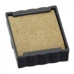 Сменная подушка квадратная Trodat для Trodat 4922, неокрашенная, краска на водной основе