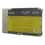 Картридж струйный Epson C13 T617400, желтый