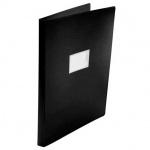 Папка на 4-х кольцах А3 Бюрократ 0827VA3 черная, 27 мм, 0827VA3blck