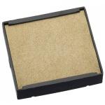 Сменная подушка квадратная Trodat для Trodat 4924/4940/4724/4740, неокрашенная