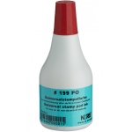 Штемпельная краска на спиртовой основе Noris 250 мл, красная, универсальная