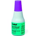 Штемпельная краска быстросохнущая Trodat 25мл, фиолетовая, 7021