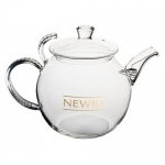 Чайник заварочный Newby стеклянный, 0.6 л