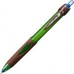 Ручка шариковая автоматическая Uni Powertank SN-220 синяя, 1мм
