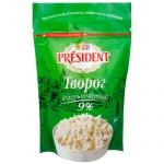 Творог рассыпчатый President 9%, 900г
