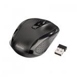 Мышь беспроводная оптическая USB Hama AM-7200, 800dpi, черная
