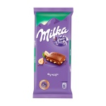 Шоколад Milka молочный с фундуком, 90г