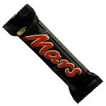 Батончик шоколадный Mars, 50г
