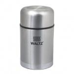 Термос пищевой Waltz 0.8л, нержавеющая сталь