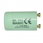 Стартер для люминесцентных ламп Osram ST 111 4-65Вт, 25шт/уп