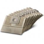 Пылесборник для пылесосов Karcher Т 12/1 10шт, 69043120, 10шт