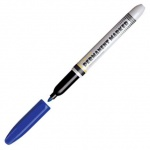 Маркер перманентный Expert Complete РМ-30, 3мм, круглый наконечник, синий
