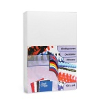 Обложки для переплета картонные Profioffice белые, А4, 250 г/кв.м, 100шт, 49001