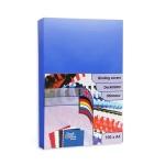 Обложки для переплета картонные ProfiOffice 49005, А4, 250 г/кв.м, синие, 100 шт