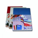 Обложки для переплета картонные Profioffice, белые
