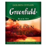 ��� Greenfield Golden Ceylon (������ ������), ������, ��� HoReCa, 100 ���������
