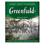 ��� Greenfield Earl Grey Fantasy (��� ���� �������), ������, ��� HoReCa, 100 ���������