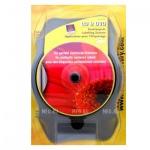 ������������ ���������� ��� CD/DVD Avery Zweckform AB750, �����, 1�� � ��������
