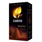 Чай Curtis Truffle, черный, 25 пакетиков