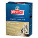 Чай Riston Premium Ceylon, черный, листовой, 200 г