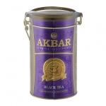 Чай Akbar 100 Years, черный, листовой, 300 г
